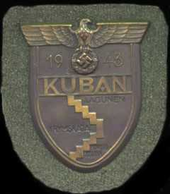 La Plaque de Bras KUBANSHIELD Kubanshield